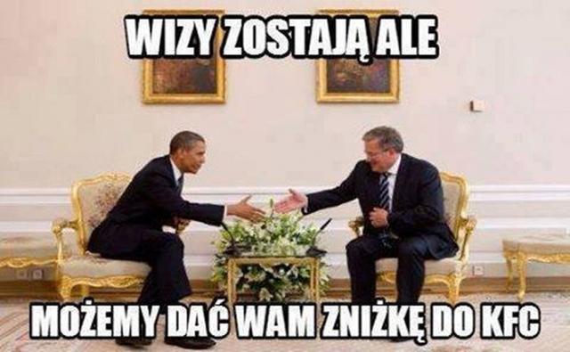 Wizyta Obamy w Polsce