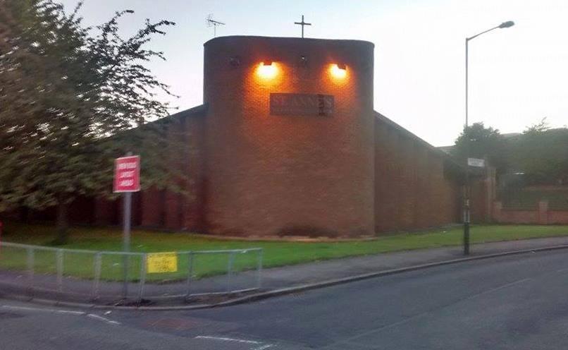 Kościoły, które udają kury
